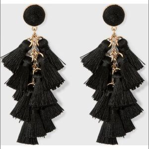 Sugarfix by Baublebar Tassel Nickel-Free Earrings